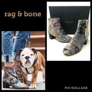 Coming Soon Rag & Bone Drea Velvet Boot